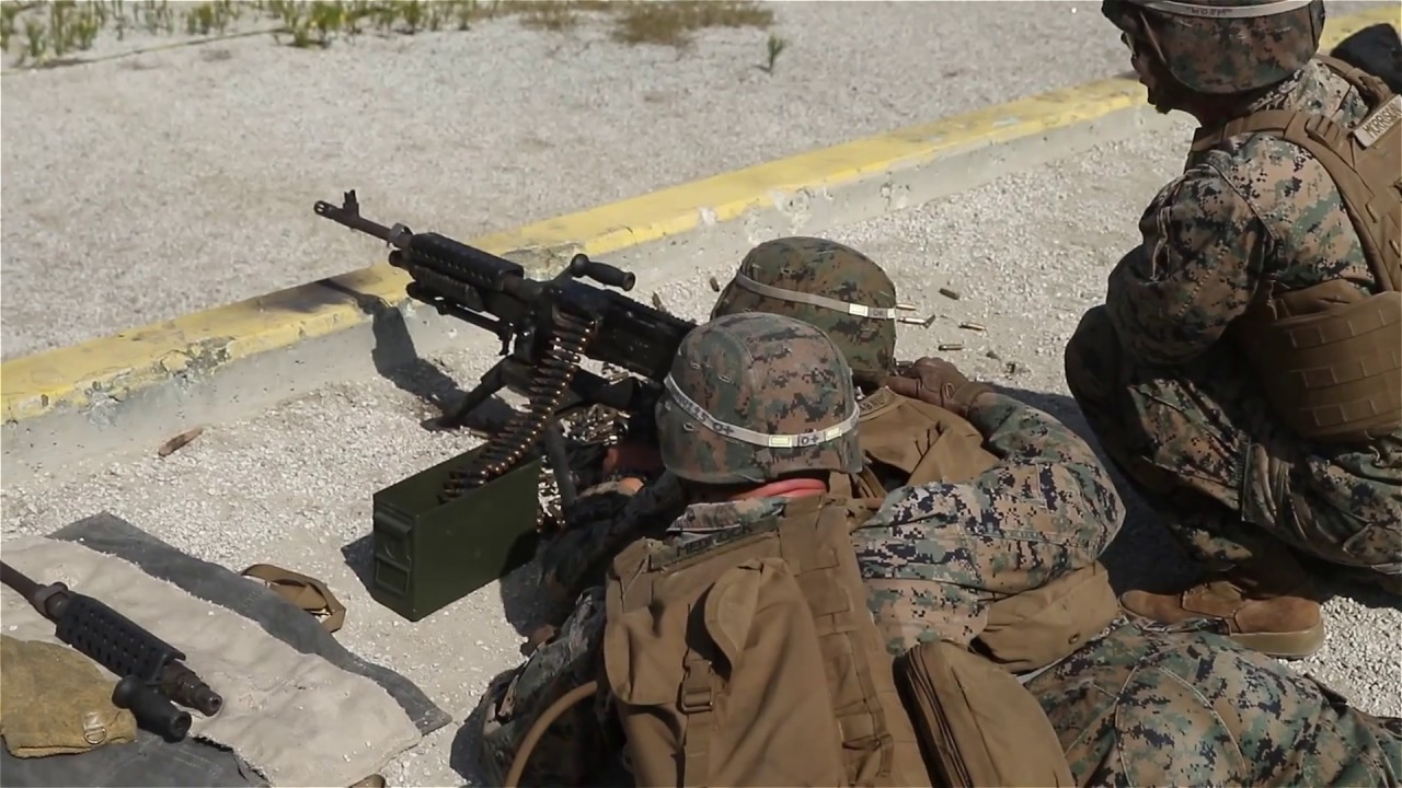 Robots Take Over : 2nd LEB Tests new Target System