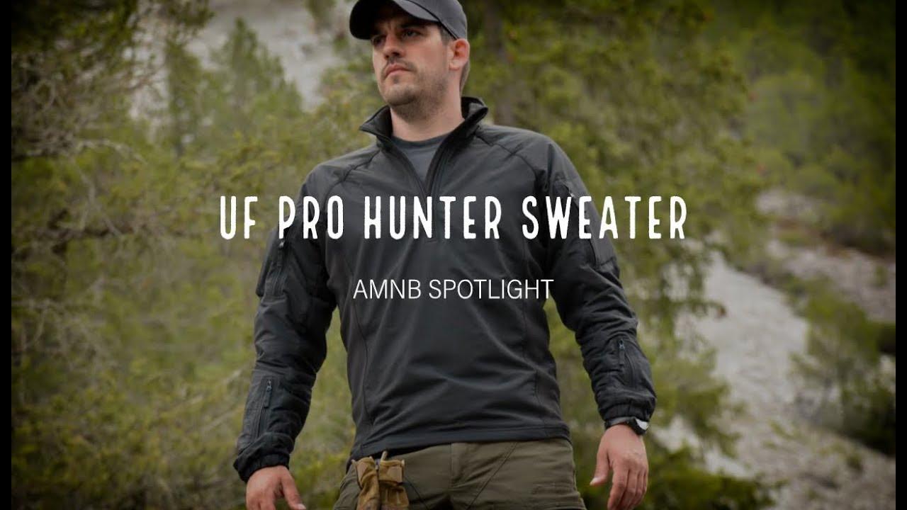 Uf Pro Hunter Sweater Amnb Spotlight Youtube