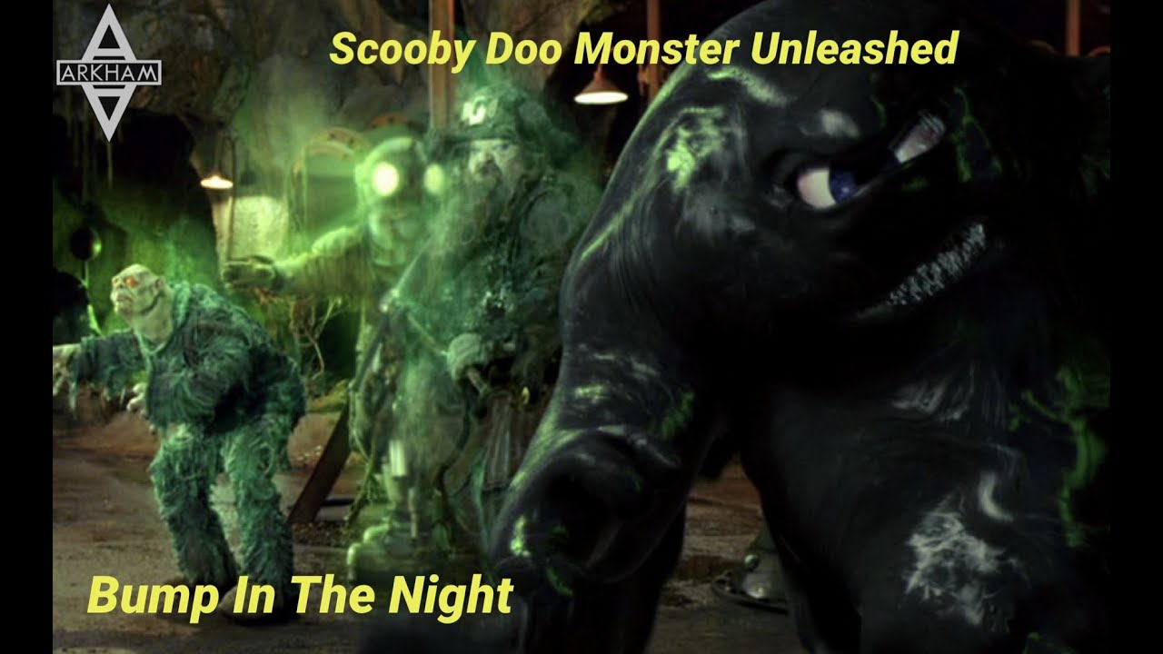 Scooby Doo Monster Unleashed Tribute Youtube