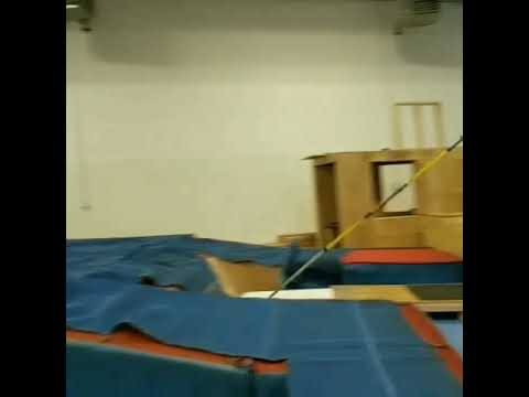 East Idaho Pole Vault Academy first day of practice