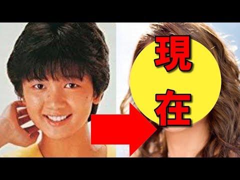 桑田靖子、今現在の姿に衝撃!