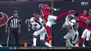 DEN @ HOU - Deshaun Watson with Two Great Plays in the 4th ᴴᴰ