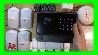 Wi-Fi - GSM Охранная Сигнализация G90B ( настройка, обзор и тестирование )(Wi-Fi - GSM Охранная Сигнализация G90B - http://ali.pub/hzvbx Внимание! Теперь в сигнализации G90B есть русский язык! Только..., 2015-08-16T11:07:43.000Z)