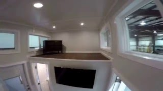 Titan Home Builders Tiny House Builders Model Walk Through Video