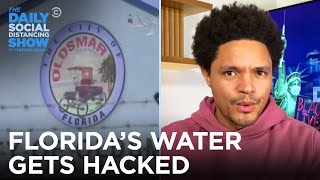 Florida Water Gets Hacked & New Zealand Parliament Demands Ties | The Daily Social Distancing Show
