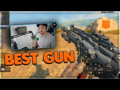 VAPR-XKG Best Gun - 20 Kill Blackout Battle Royale Beta Black Ops 4