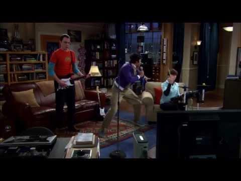 Best Of The Big Bang Theory - Karaoke GERMAN HD