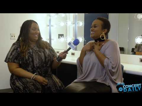Interview: Amber Bullock talks transitioning to R&B music, Being In Love, and Sunday's Best