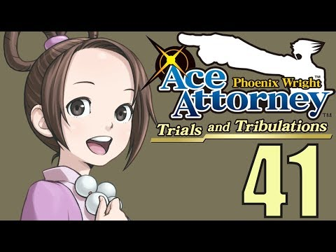 Phoenix Wright Ace Attorney: TaT -41- NO TRUTH TO BE FOUND