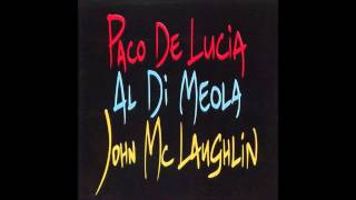 Al Di Meola, John McLaughlin & Paco de Lucía - The Guitar Trio (1996) - Full Album