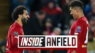 Inside Anfield: Liverpool 4-3 Salzburg | Behind-the-scenes from another Champions League win