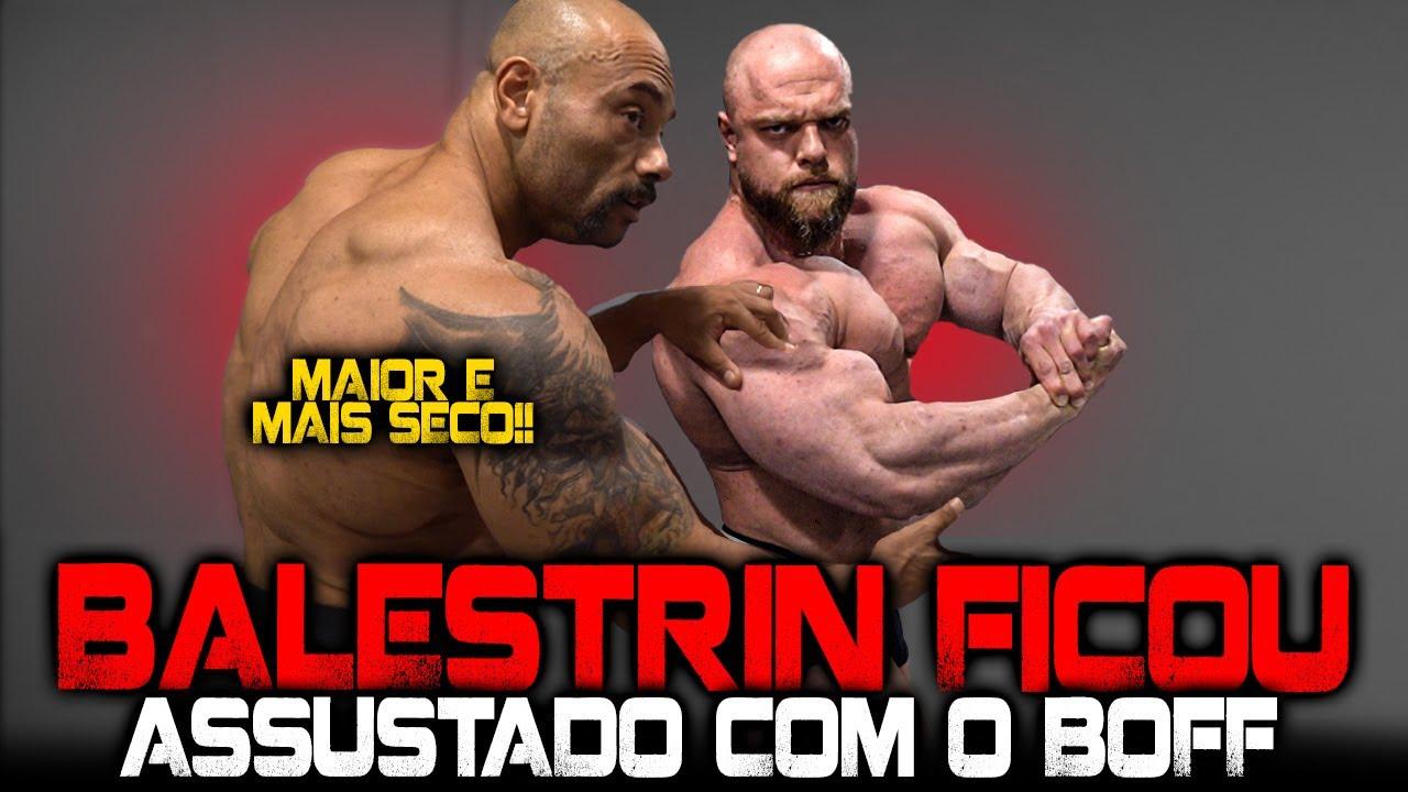 BALESTRIN DESAFIA BOFF PARA UMA COMPETIÇÃO!!!