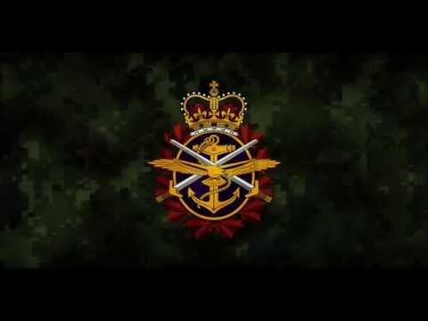 The Warrior Song - Canadian Forces (Lyrics in Description)