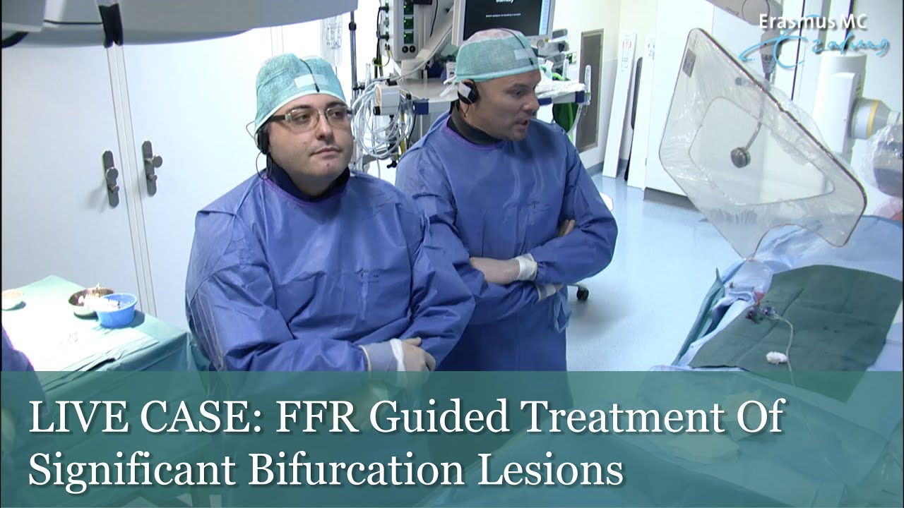 LIVE CASE: FFR Guided Treatment Of Significant Bifurcation Lesions ...