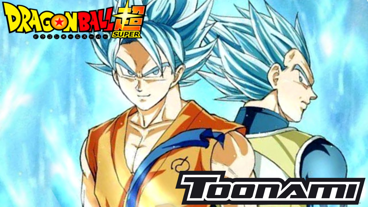Dragon Ball Super Release Date English