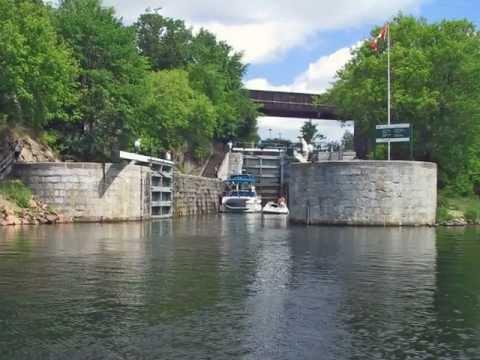Rideau Canal - Kingston Mills Lockstation
