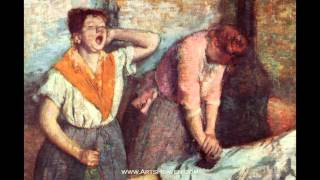 Famous Edgar Degas Paintings