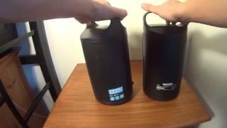 iLive Indoor/Outdoor Speaker Review