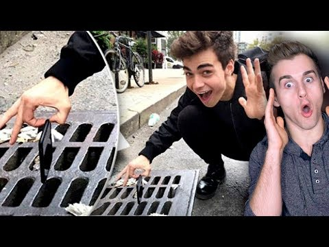 Extreme Phone Pinching Challenge Compilation (Don't Look Away)