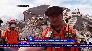 Video Live Report Hari Terakhir Proses Pencarian Korban Gempa dan TSunami Kota Palu   NET10 download MP3, 3GP, MP4, WEBM, AVI, FLV Oktober 2018