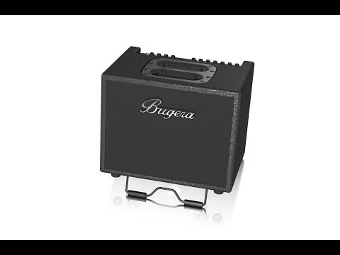 AC60 Portable 60-Watt, 2-Channel Acoustic Instrument Amplifier