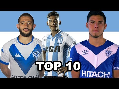 Top 10 Young (U21) Players In Argentina 2018/2019 (HD)