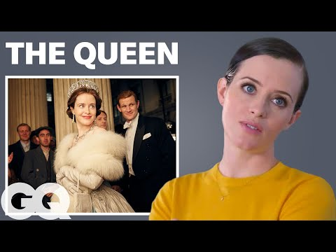 Claire Foy Breaks Down Her Most Iconic Characters | GQ