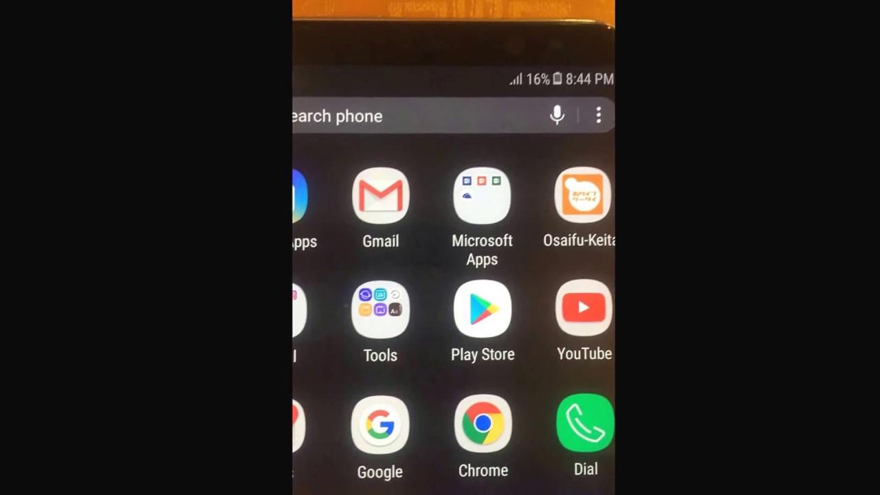 Unlock network Samsung SCV33 SCV35 Galaxy S7 Edge S8 Plus Au