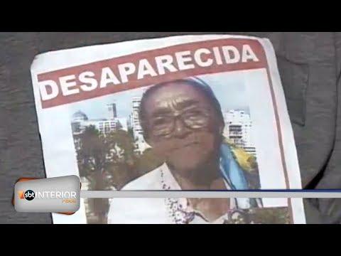 Hoje completa 6 meses do desaparecimento de idosa durante uma excursão