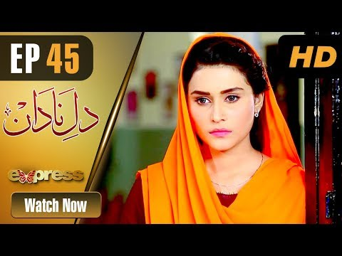 Dil E Nadaan - Episode 45 - Express Entertainment Dramas