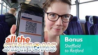 Mobile Ticketing - Boฑus Video - Day 75 - Sheffield to Retford