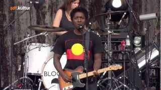 Bloc Party Live@Hurricane 2013
