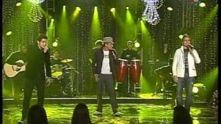 NOCHE BUENA 2009 en Canal Sur Con Fondo Flamenco