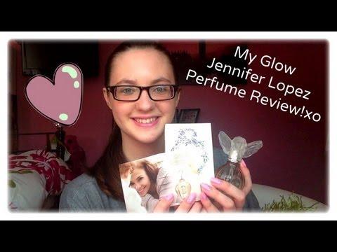 Minniemollyreviews my glow by jennifer lopez perfume for Jennifer lopez live perfume