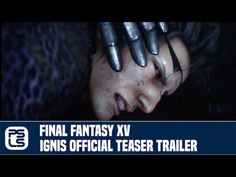 Final Fantasy XV Episode Ignis Official Trailer
