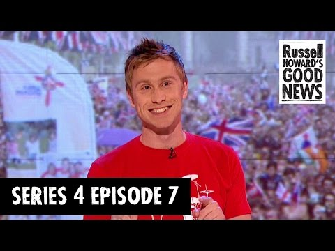 Russell Howard's Good News - Series 4, Episode 7