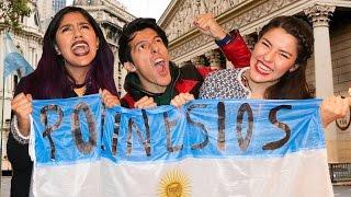 NUESTRA PRIMERA VEZ EN ARGENTINA | LOS POLINESIOS VLOGS thumbnail