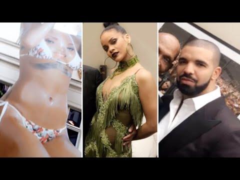 Rihanna | Snapchat Videos | September 2016 | ft Drake & Naomi Campbell