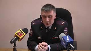 В юргинской полиции подведены итоги работы по незаконному обороту наркотиков за 2018 год