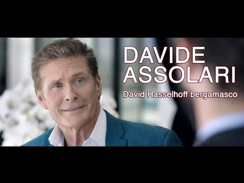 Davide Assolari (David Hasselhoff bergamasco)