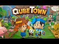 QubeTown - Gameplay Walkthrough Part 1 - Getting Started (iOS Android)