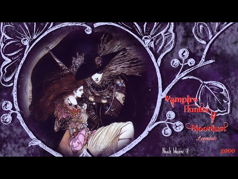 Vampire Hunter D Bloodlust  Legendado Pt- Br