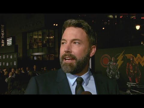 Ben Affleck on Flying Solo and Sober to 'Justice League' Premiere (Exclusive)