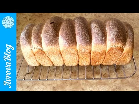Хлеб Полезный на закваске из цельнозерновой муки без регистрации и смс