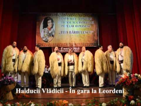 Haiducii Vladicii Topoloveni - In gara la Leordeni