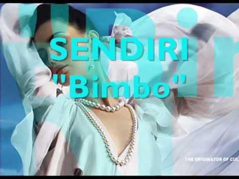 Bimbo ~ SENDIRI. with Lyrics