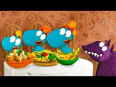Почему Исчезли Динозавры �� Поучительный мультик �� Союзмультфильм HD