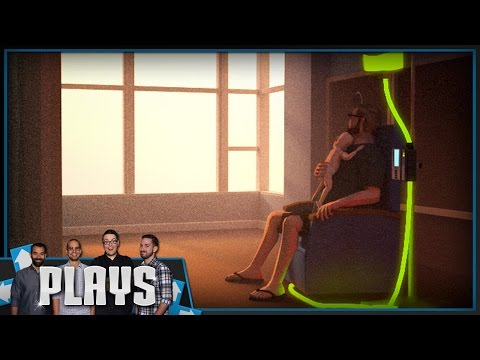 Greg Miller's Quietest Let's Play Ever - Kinda Funny Plays T
