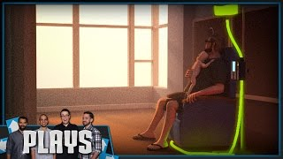 Greg Miller's Quietest Let's Play Ever - Kinda Funny Plays That Dragon, Cancer