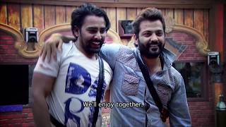 Manveer's Best Moments In Bigg Boss 10 - Big Brother Universe